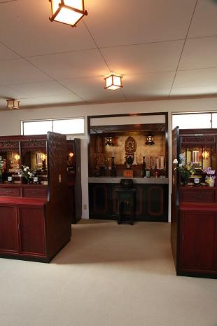 清谷寺 納骨堂のイメージ